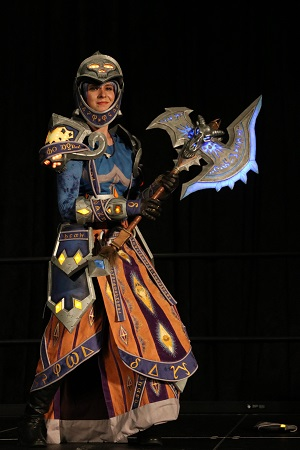 Frost Spec'd Death Knight