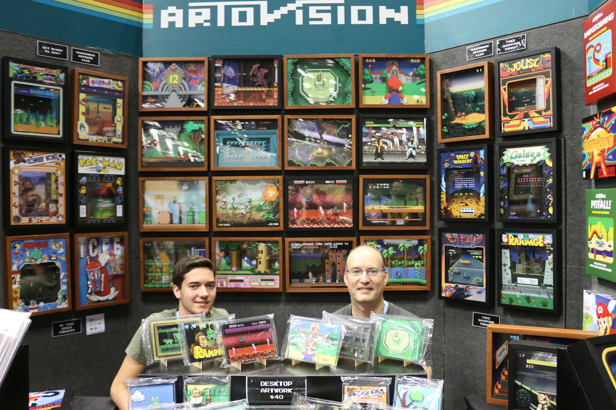 Artovision in Entrepreneur's Ave 2018
