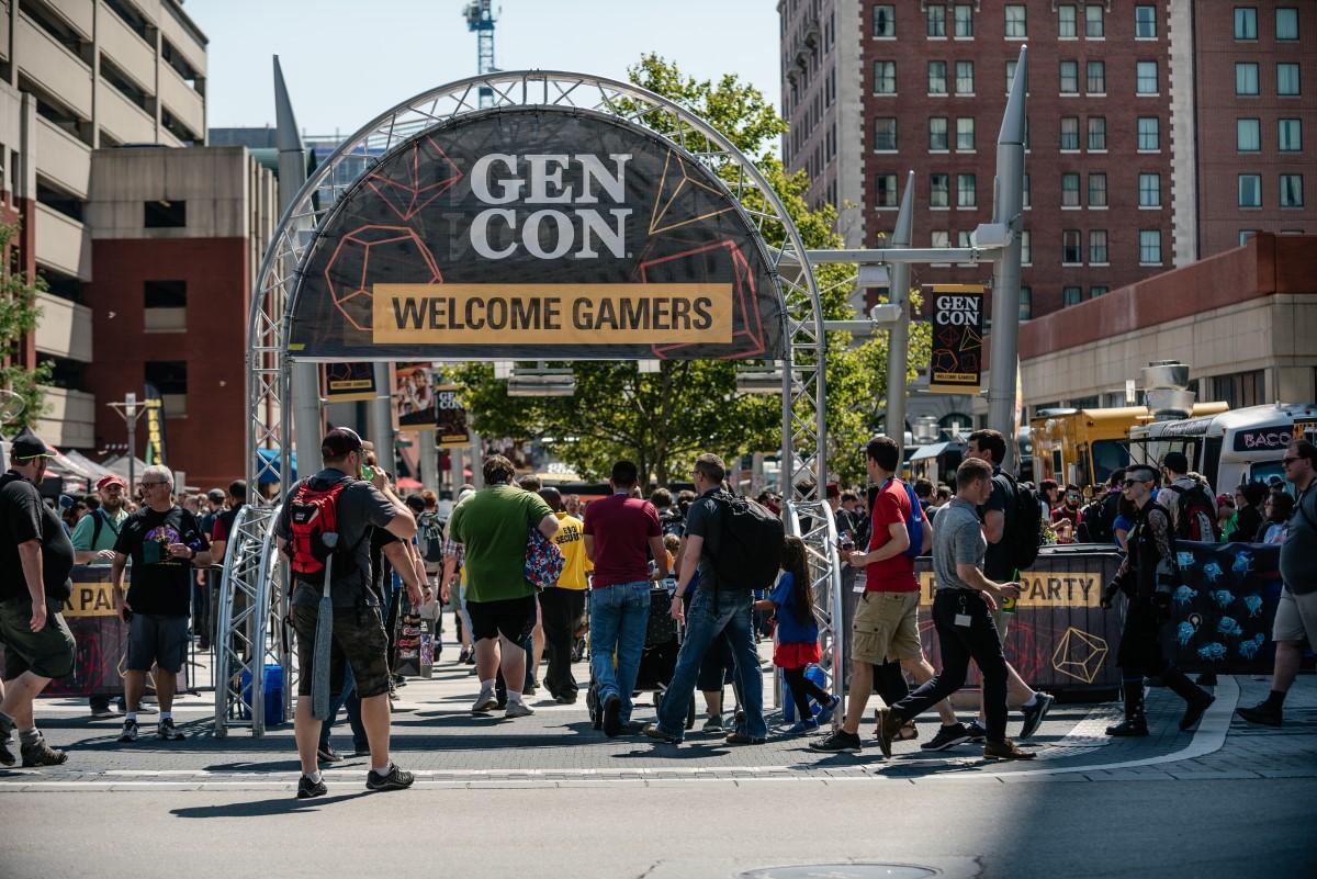 Gen Con Block Party
