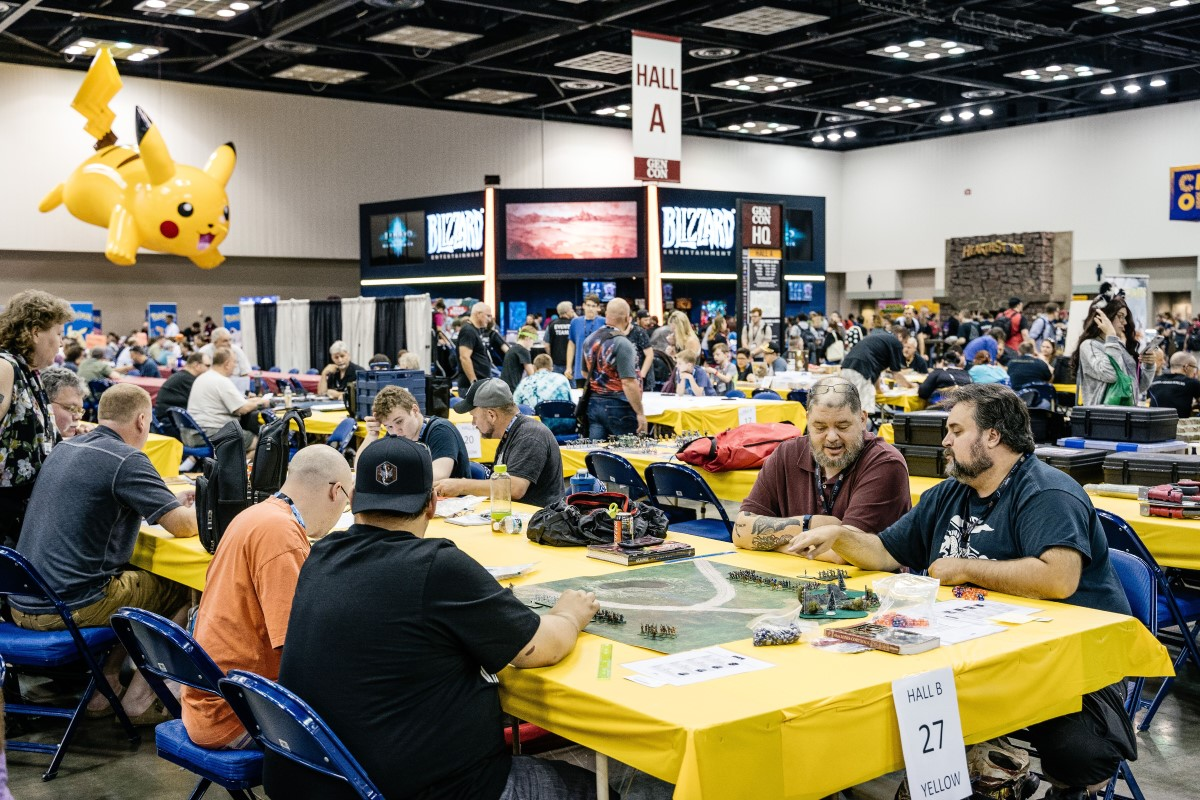 Events at Gen Con