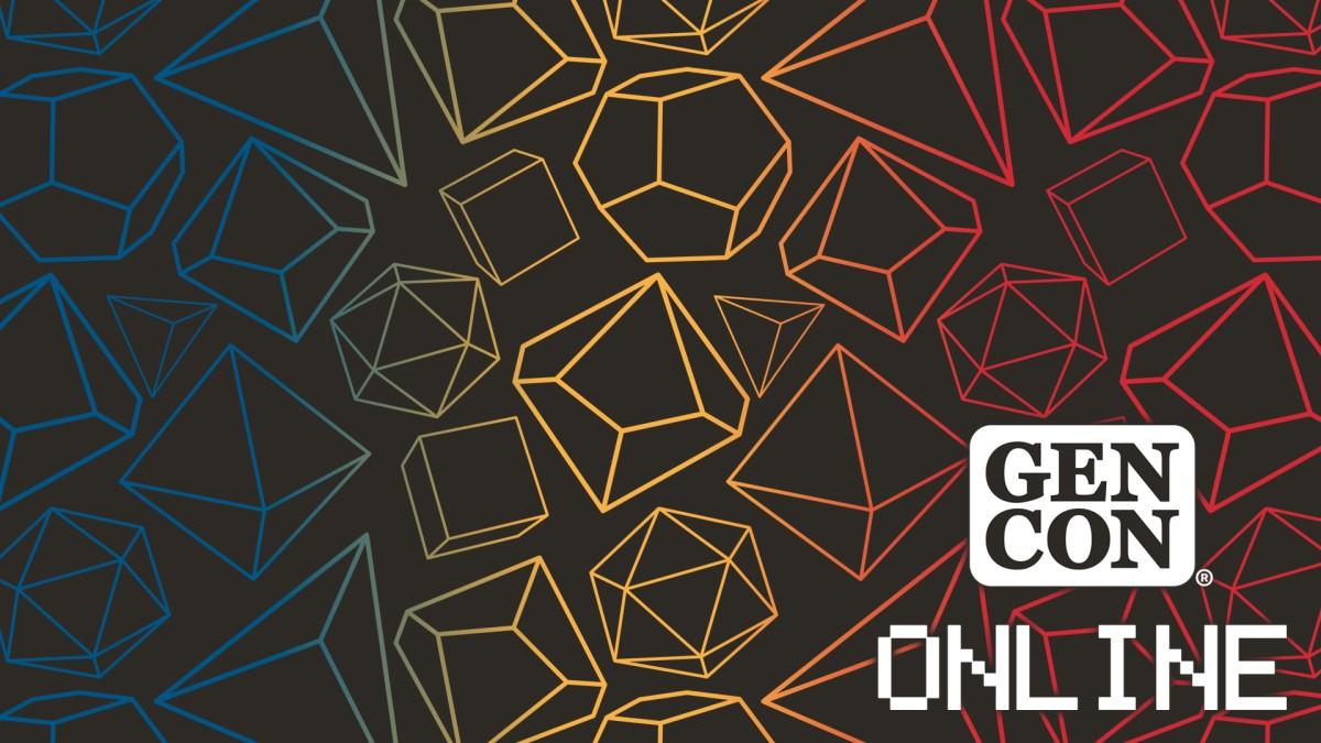 Gen Con Online Zoom Background 2