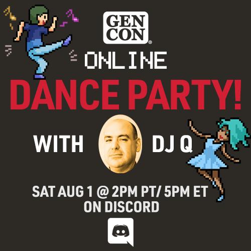 Gen Con Dance