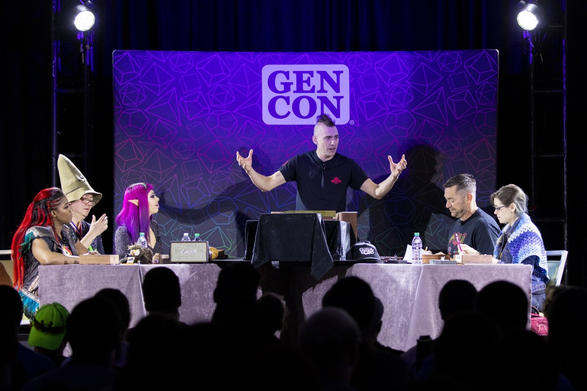 Streaming Event at Gen Con 2019