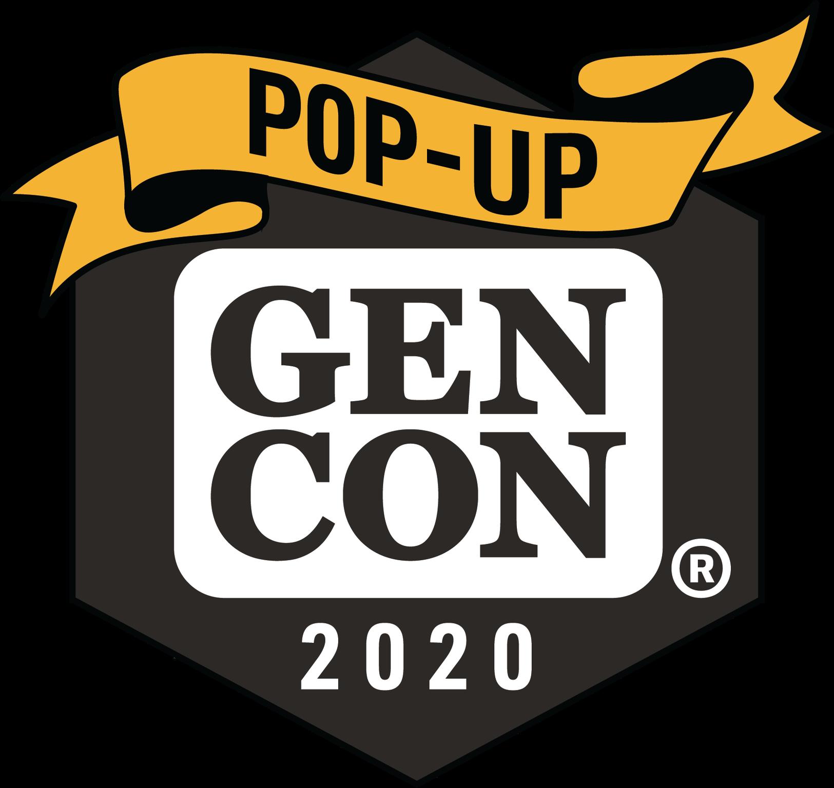 Pop-Up Gen Con Logo