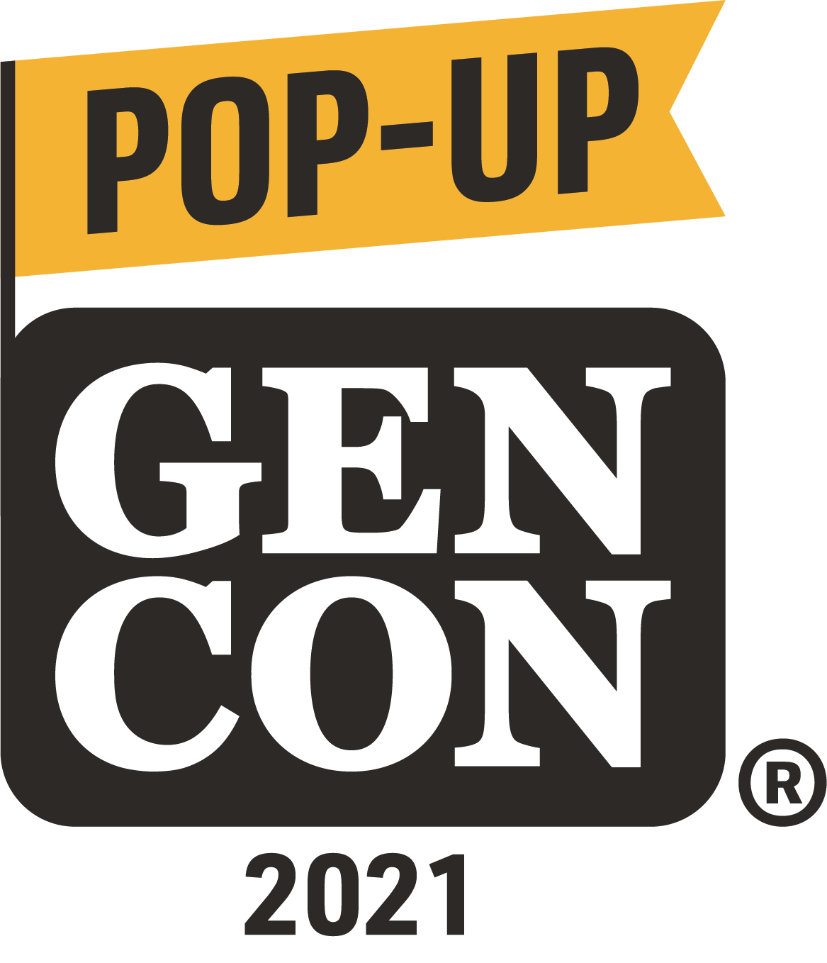 Pop-Up Gen Con Logo