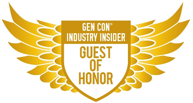 Gen Con LLC | Industry Insider Guest of Honor