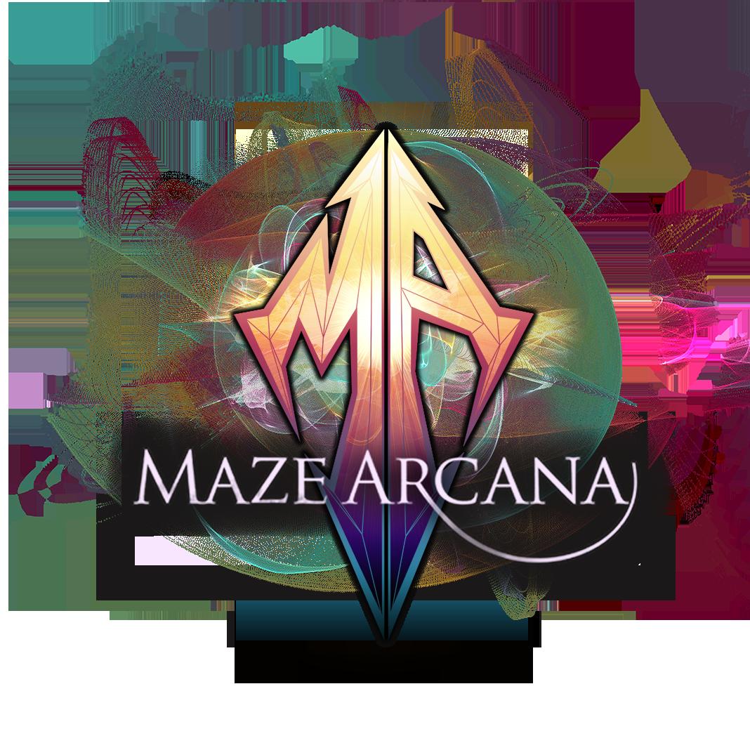 Maze Arcana logo