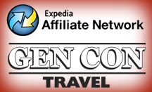 Gen Con Travel Logo