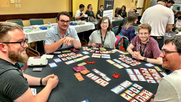 First Exposure Playtest Hall